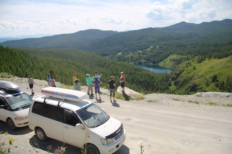 Туры автобусом из Алтая в Барнаул