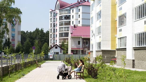 Варианты жилья в Барнауле