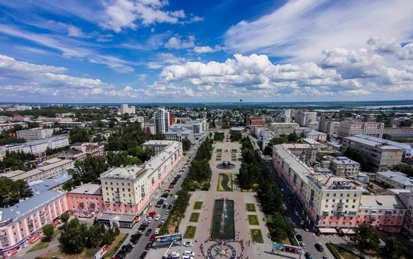 Вторичка в Барнауле