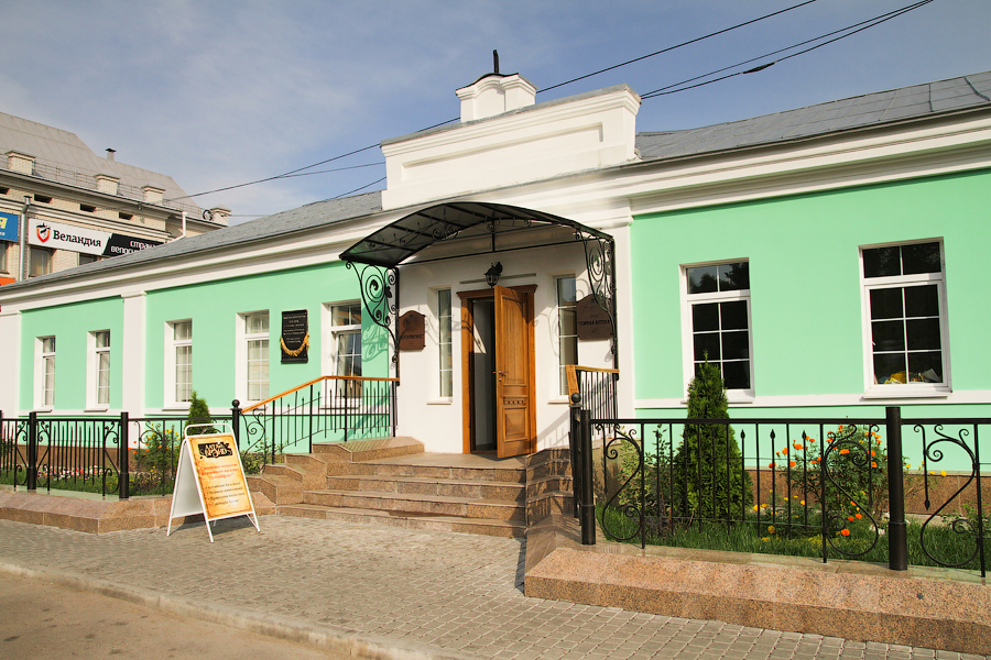 Как выглядит Горная аптека в Барнауле
