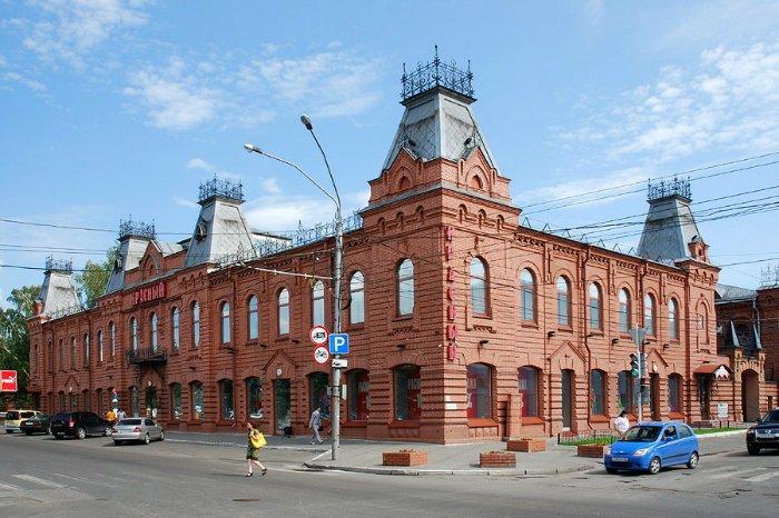 Все достопримечательности Барнаула