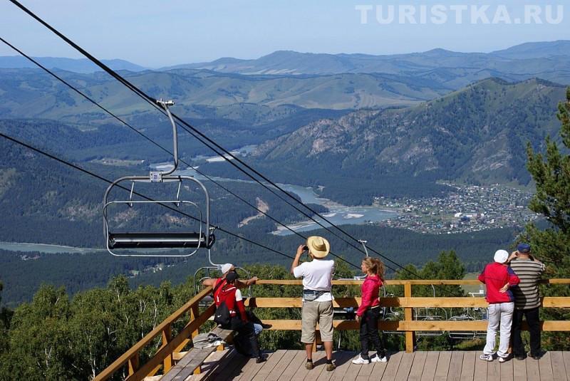 Места для экскурсий в Горном Алтае