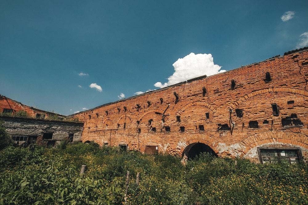 Сереброплавильный завод в Барнауле
