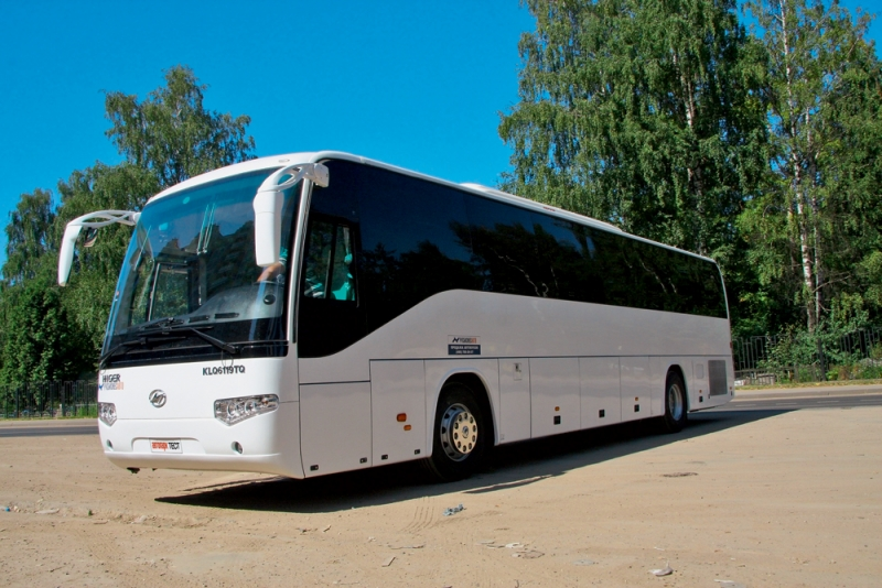 Маршрут в Белокуриху на частном автобусе
