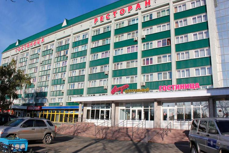 Гостиница Бийск