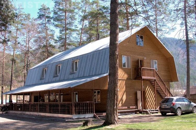 Усадьба в Усть-Семе