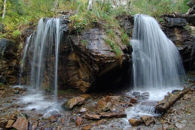 Водопад Чектыш