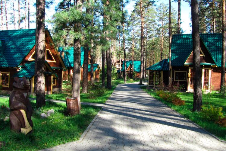 База отдыха на Алтае