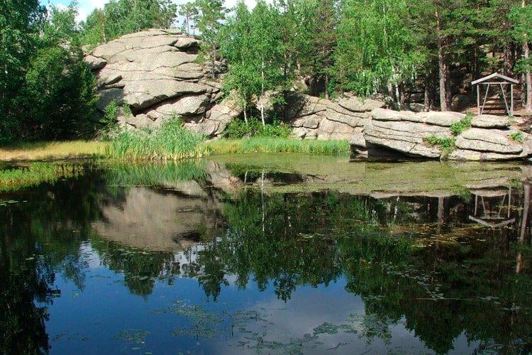 Озеро Моховое (gdealtai.ru)