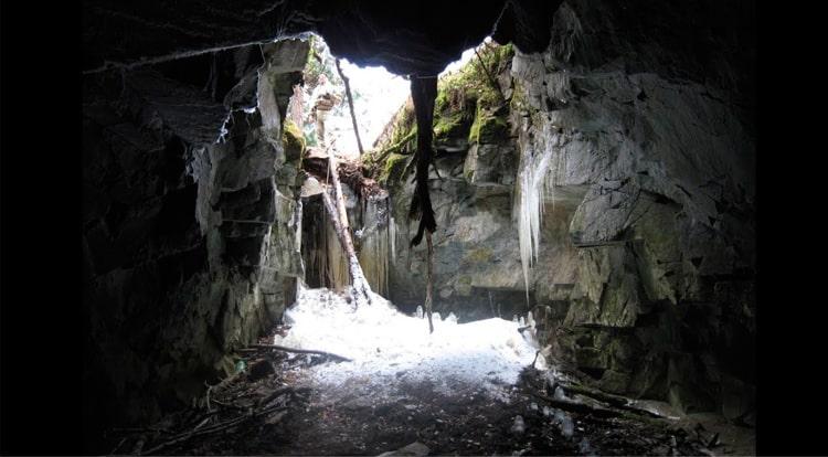 Ороктойская пещера