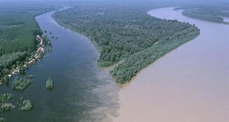Слияние рек Бия и Катунь (gdealtai.ru)