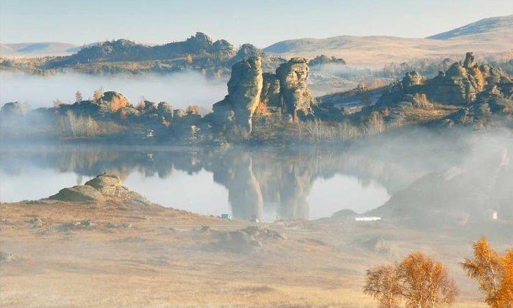 Колыванское озеро (gdealtai.ru)