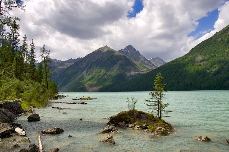 Кучерлинские озера