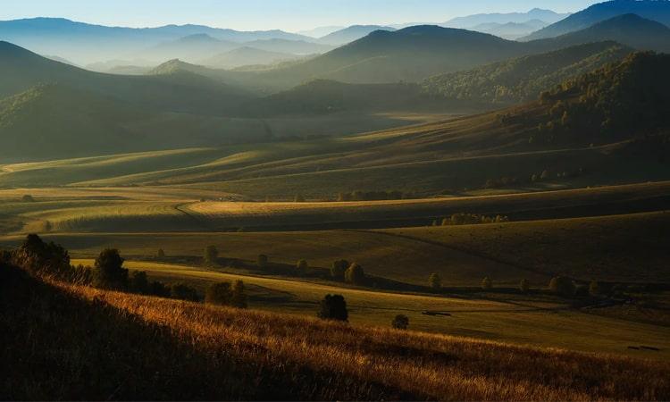 алтайская панорама