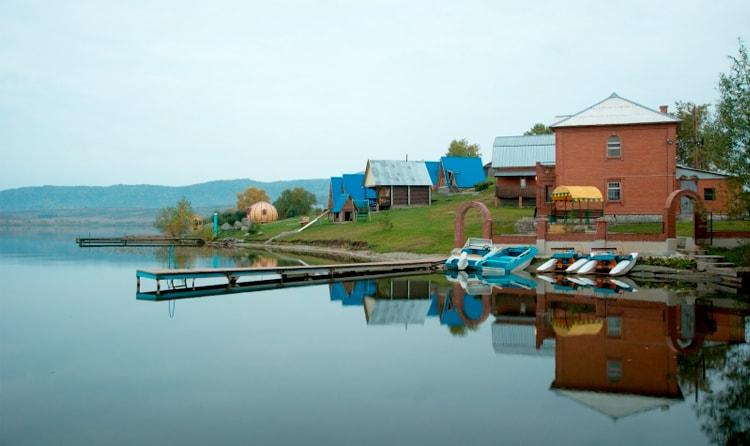 Озеро Белое (gdealtai.ru)