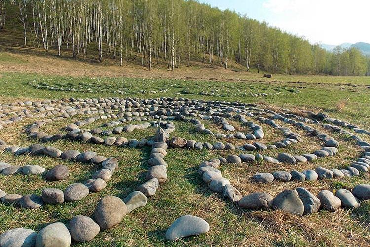 Каменные лабиринты