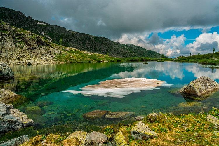 Каракольские озера (gdealtai.ru)