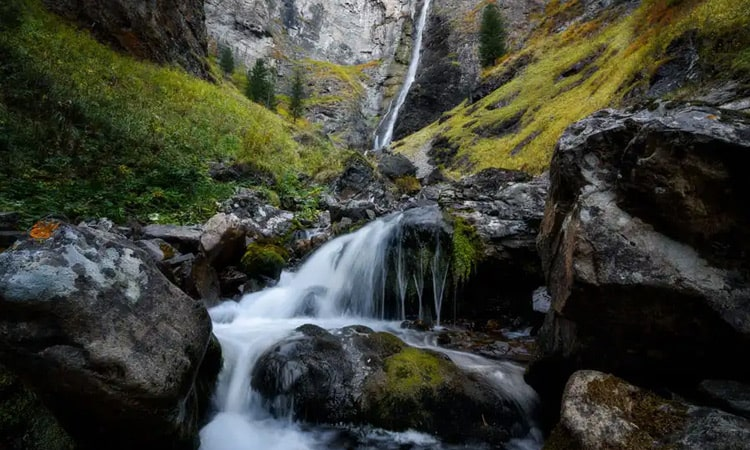 Водопад Шинок