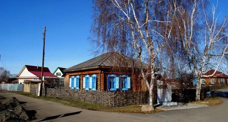 Дом Шукшина