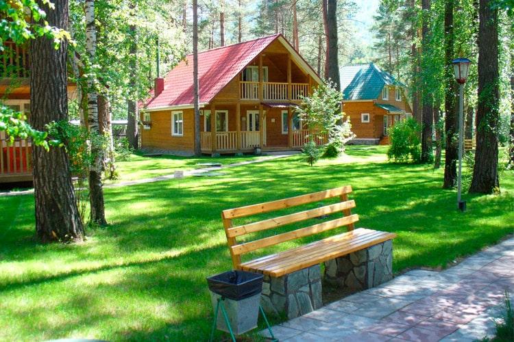 Турбаза в Горном Алтае (gdealtai.ru)