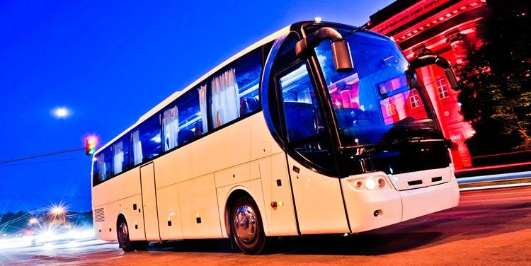 Автобус в Барнаул