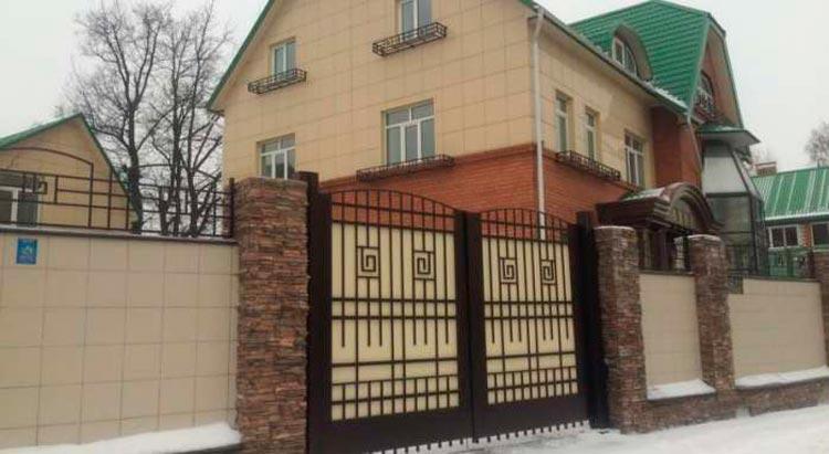 Гостевой дом «На бульваре» в Барнауле