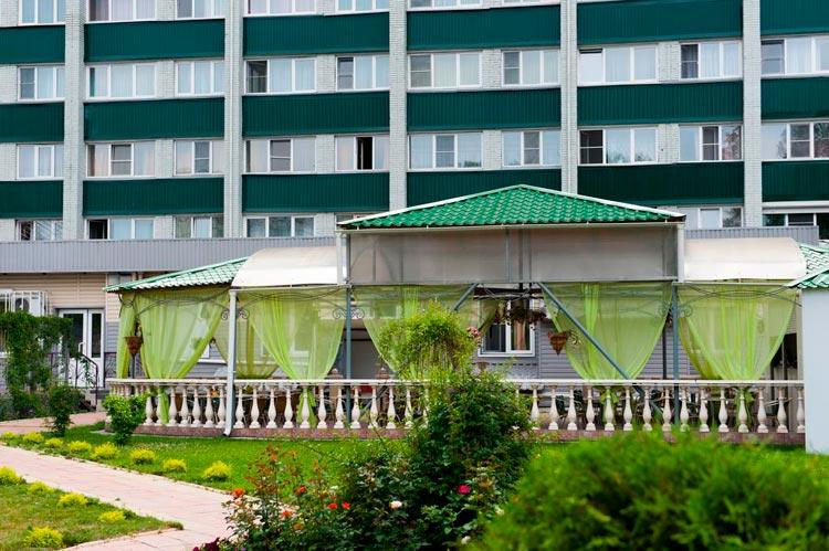 Гостиница «Центральная» в Бийске