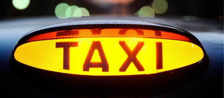 Шашки такси