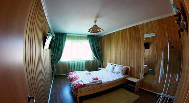номер в отеле Кедровый дом Кочиевских