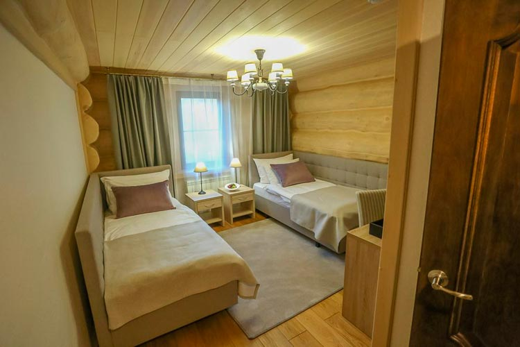 Номер в отеле Altay Village Teletskoe
