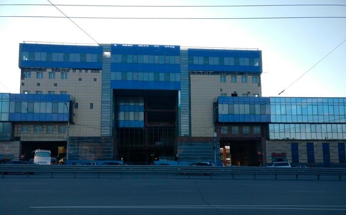 автовокзал в Новосибирске