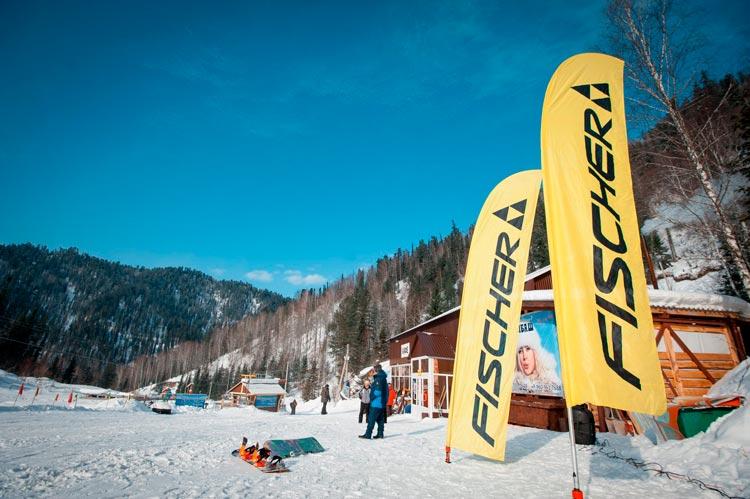горнолыжный курорт на телецком озере