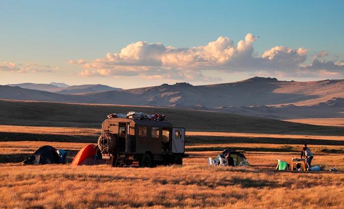 экспедиция на плато