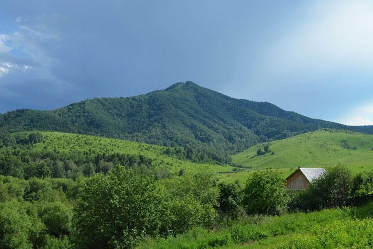 гора белокуриха