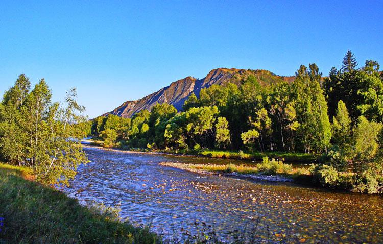 река чарыш