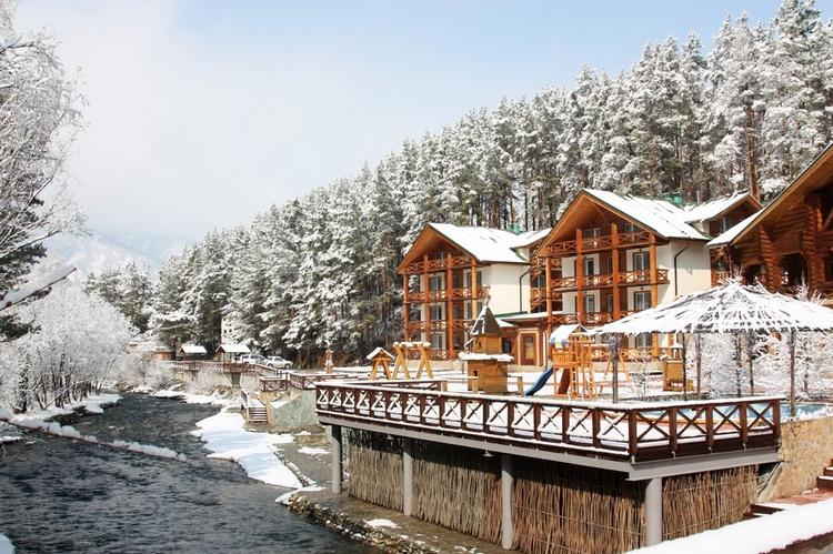 Курорты Алтая