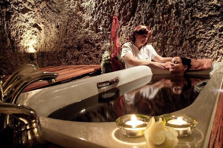 мараловые ванны